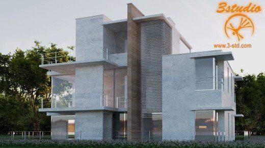 architectural renderings of buildings