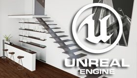 architectural rendering unreal engine