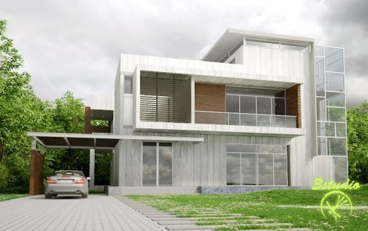 architectural rendering in los angeles