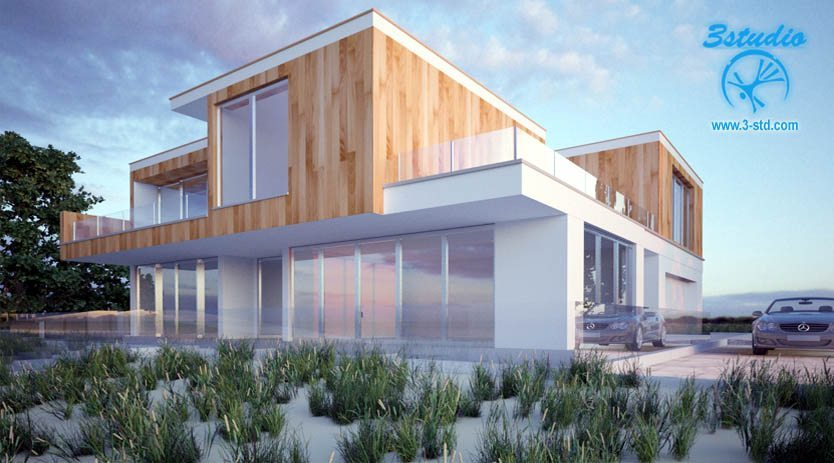 architectural rendering prices