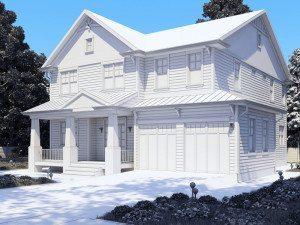 Architectural 3D Models