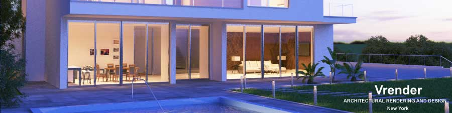 Architectural Rendering lA