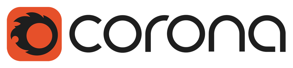 Corona rendering service