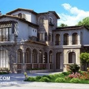 Real Estate 3d Rendering