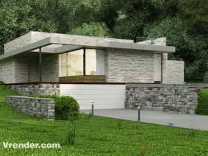 architecture rendering service