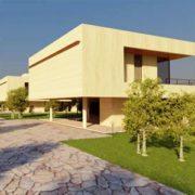 3d model private residence