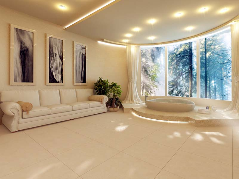 3d Interior Visualization Services Interior Renderings