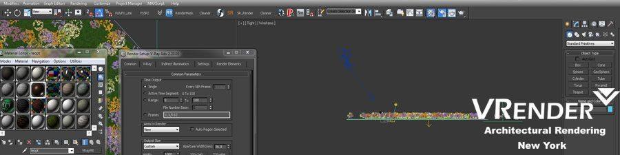 computer 3d graphics