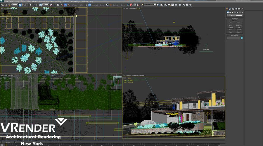 visualization compared with adobe photoshop