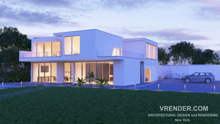 landscape 3d design