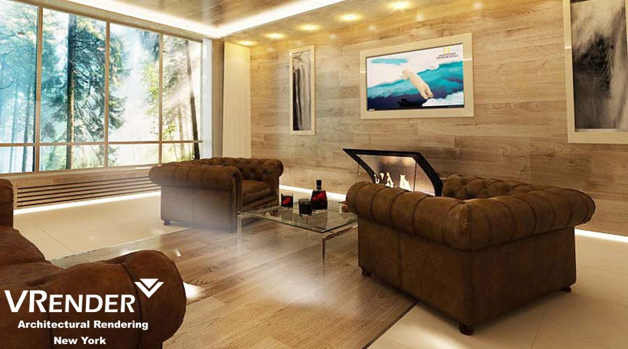 3D Visualization Of Apartments