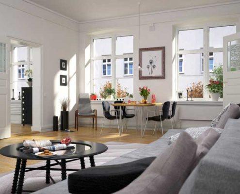 Dining Room 3D Interior