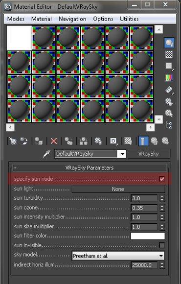 manual sun node