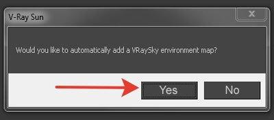 add vraysky to editor