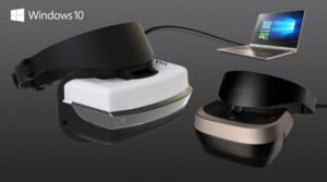 windows 10 Vr 3d rendering
