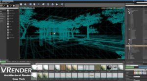 virtual reality in unreal engine 4