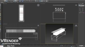 3ds max 3d modeling