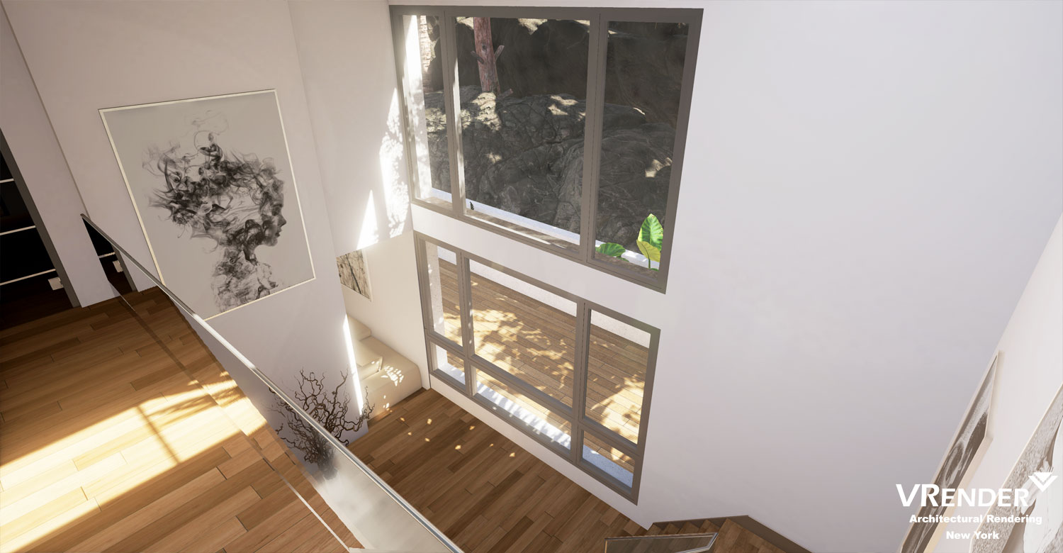 Real Time Interior Rendering In Unreal Engine 4