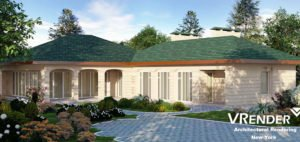 3D Rendering Services architecture