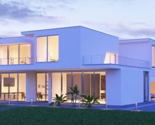 Concepts of 3D Architectural Visualization