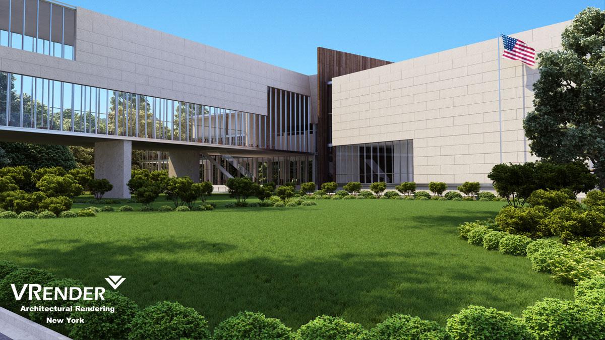 Landscape 3d Modeling