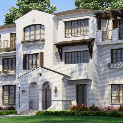 Exterior: Architectural Renders To Allure Real Estate Investors