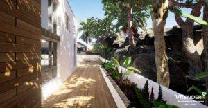 environment rendering