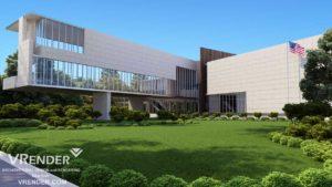 architectural design visualization