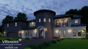 construction renderings service