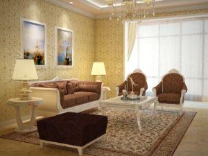Apartment 3D Design Services