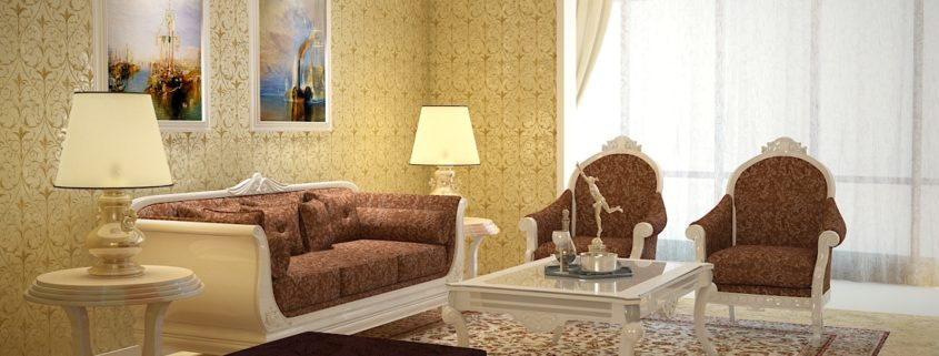 Apartment 3D Design Services