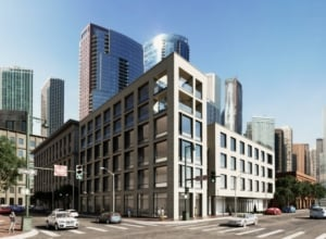 Commercial 3D Rendering for Real Estate