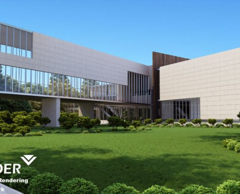USA 3D Rendering Companies
