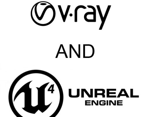 Vray and UNReal Engine
