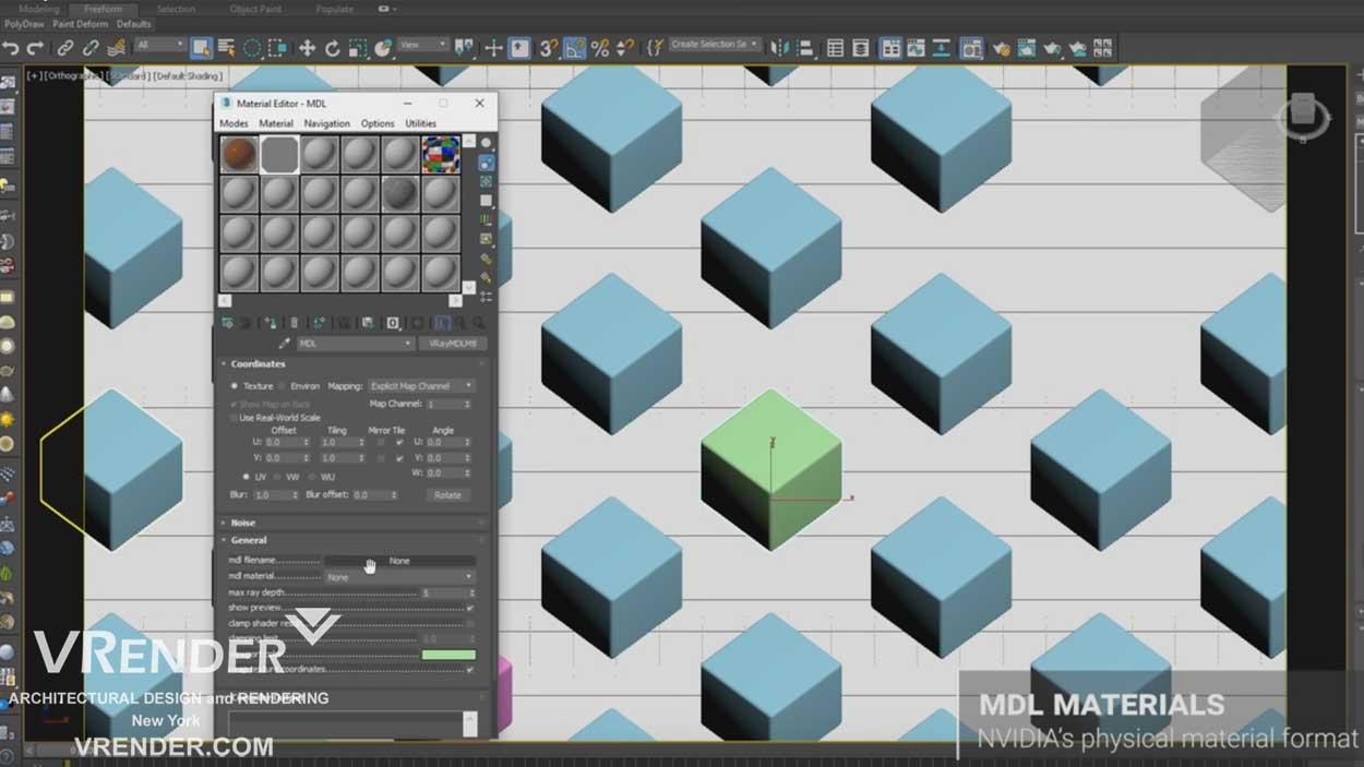 MDL materials