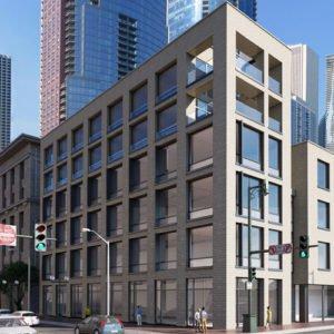commercial buildings rendering