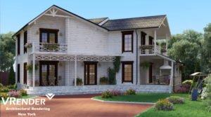 3D Architectural Visuals