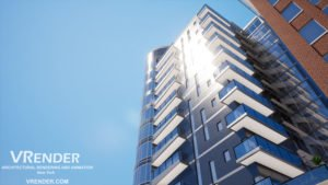 Vrender Architectural Animation Services