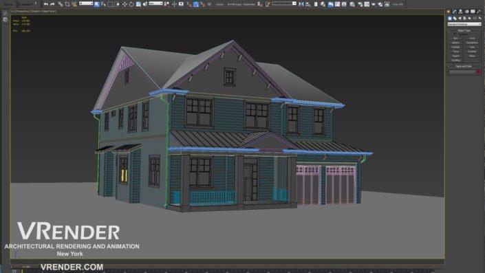 Vrender.com-3D Architectural Rendering