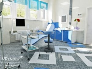 Hospital Cabinet visualization