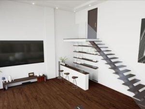 Interior rendering 3D Rendering Services Kansas