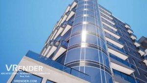 commercial real estate 3d renderings