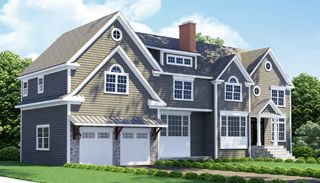 Houses and Cottages 3D Renderings and Animation