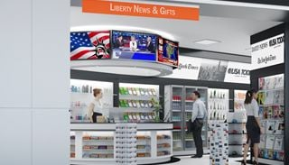 Retail-Store 3D Design Renderings and Animation
