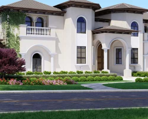 3D Exterior Visualisation