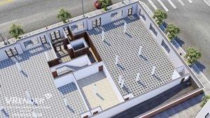 3D Section Plans