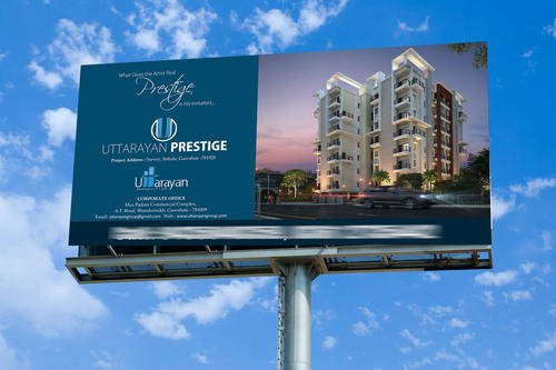 advertising of residential complexes