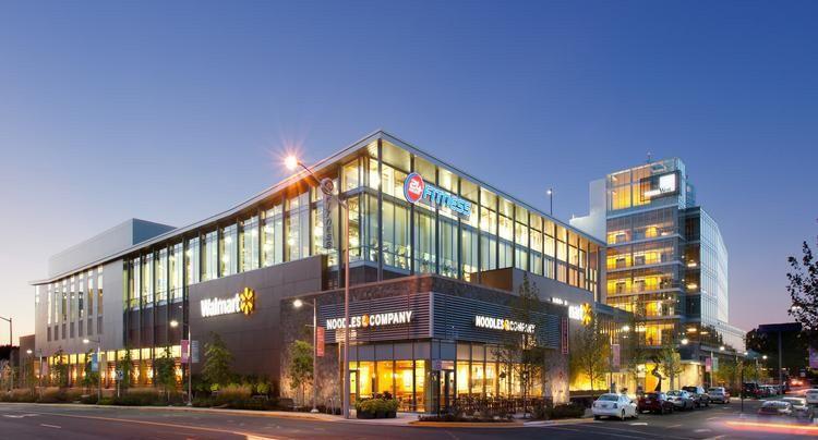 shopping malls 3d renderings