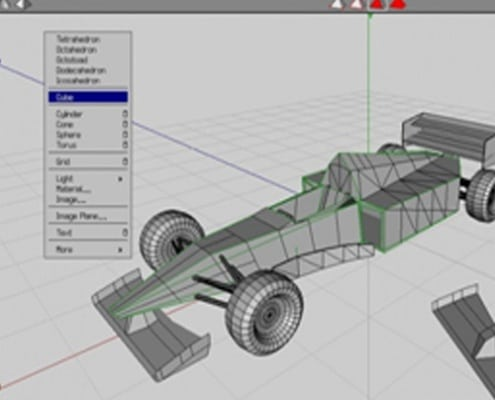 software for 3D modeling in 2020