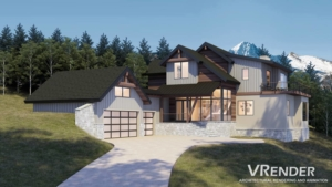 3D Modeling Services for architects